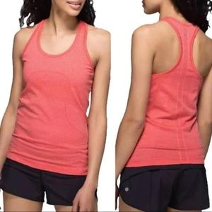 Lululemon Swiftly Tech Raceback Tank Top